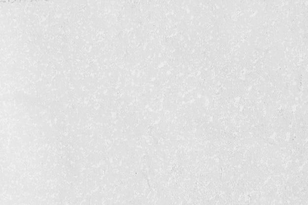 Lisse mur de plâtre blanc