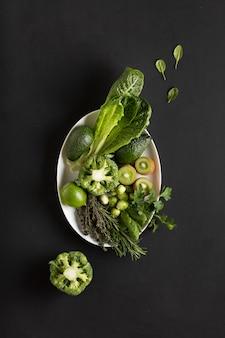 Liste d'épicerie, fodmap, purée de brocoli, paléo, graines, jus, sain, manger