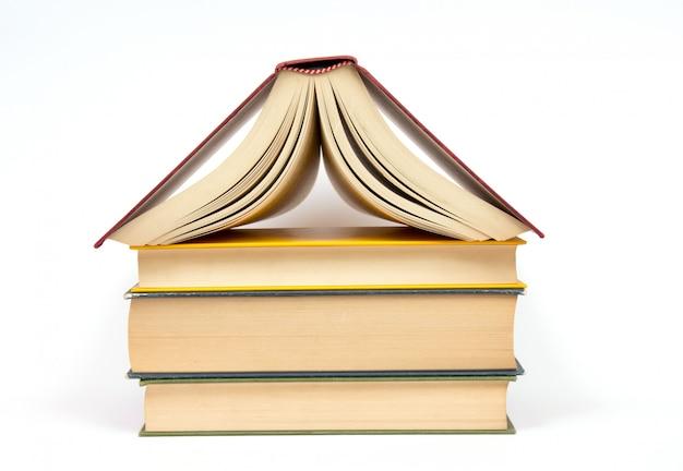 Livre isolé. concept de librairie