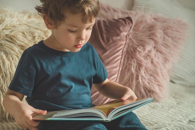 Livre de lecture enfant