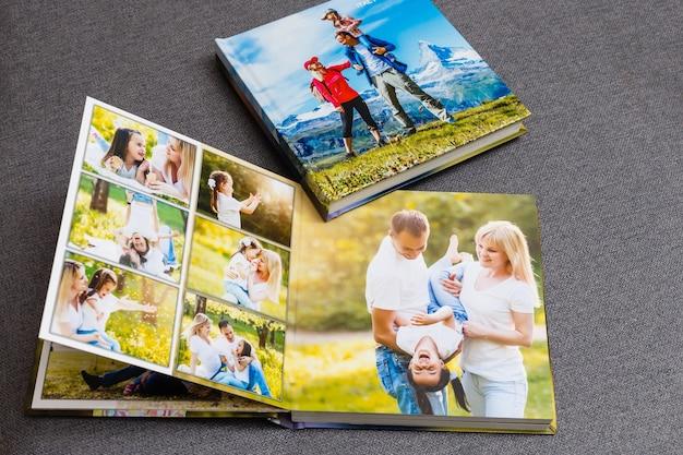 Livre photo pour enfants, vacances d'été