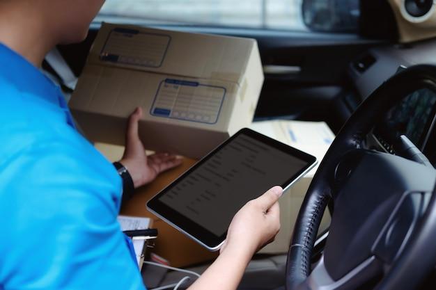 Livrer le service, le mailing et le concept logistique.