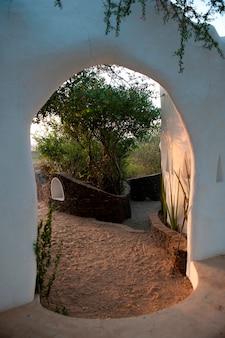 Lodge de luxe au kenya