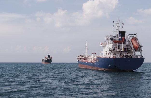 Logistique et transport de l'international
