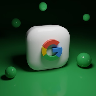 Logo de l'application google 3d