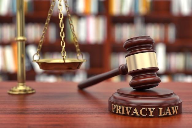Loi sur la confidentialité
