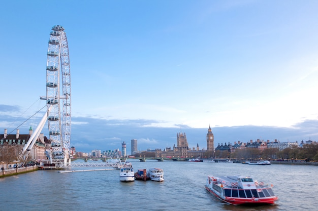London eye angleterre