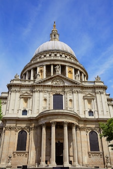 London st paul pauls cathedral en angleterre