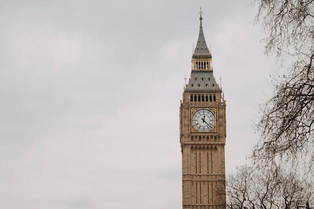 Londres big ben clock