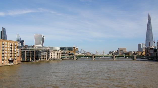 Londres, la capitale de l'angleterre et du royaume-uni