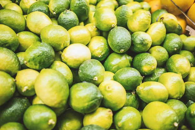 Lot de citrons