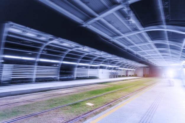 Lot innovation environnement urbain moderne