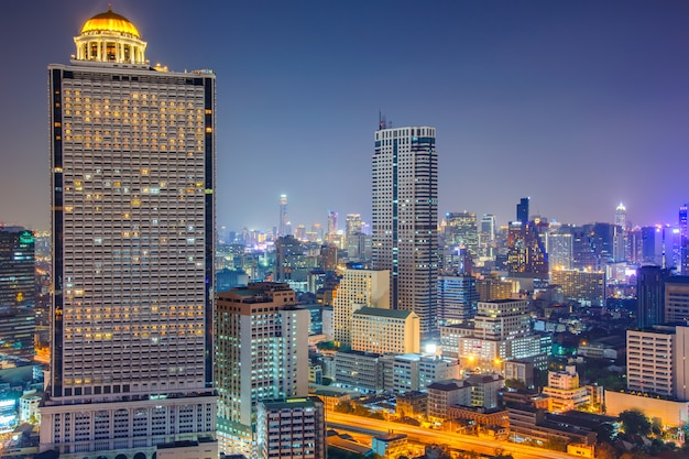 Lotissement en rangée à bangkok