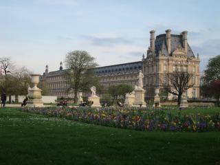 Louvre bâtiment