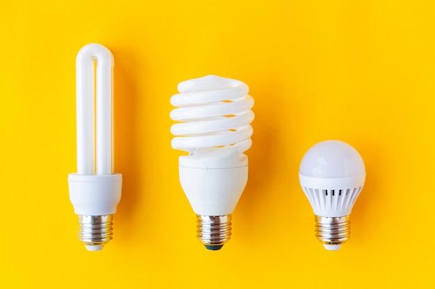Lumière à économie d'énergie