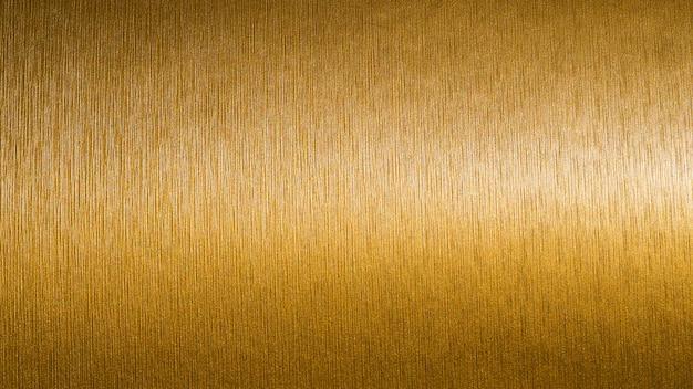 Lumière et fond de texture or