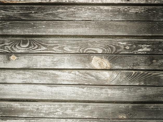 Lumière naturelle de fond de vieille promenade naturelle en bois