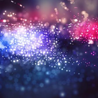Lumière scintille texture fond abstrait