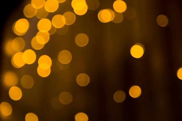 Lumières brouillées