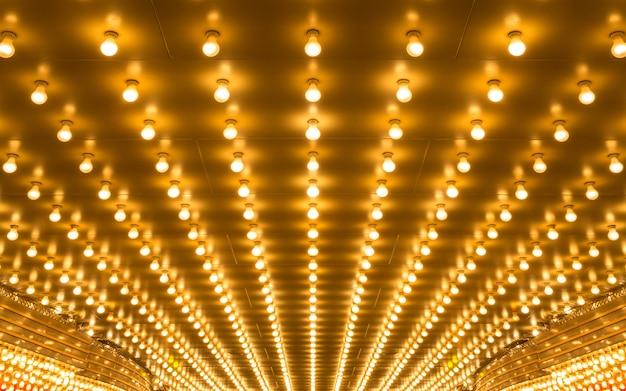 Lumières de chapiteau