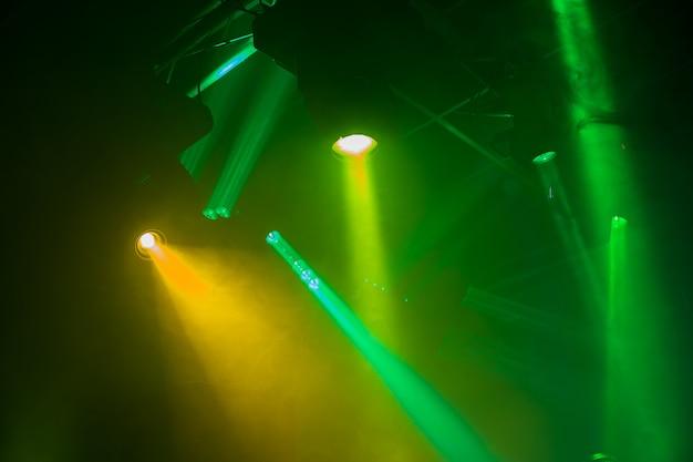 Lumières de fête