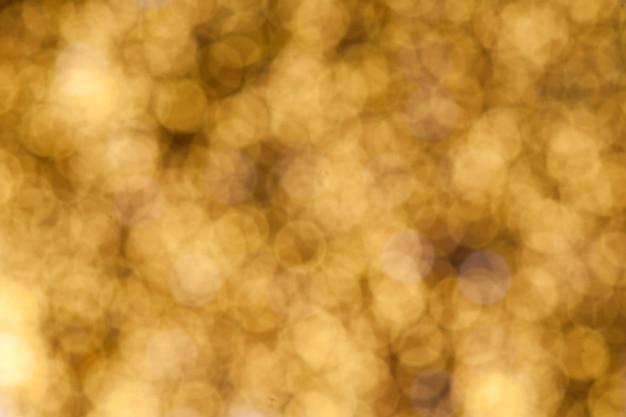 Lumières de noël abstraites