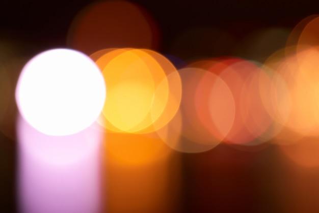 Lumières de vacances - peuvent être utilisées pour le fond