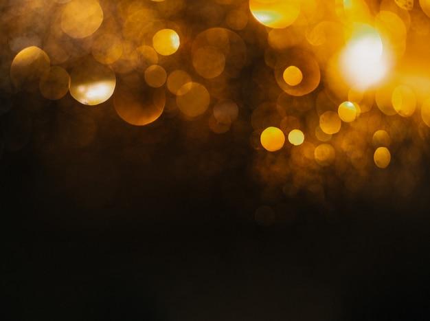 Lumières vintage scintillantes