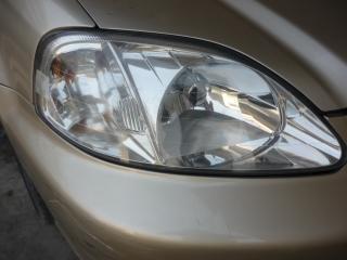 Lumières de voiture