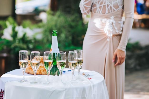 Lunettes de mariage