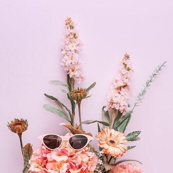 Lunettes de soleil élégantes pour femme accessoire tendance à la mode