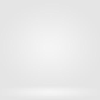 Luxe abstrait flou dégradé de couleur grise, utilisé comme mur de studio de fond