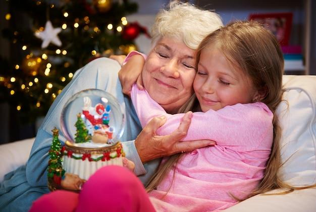 Ma grand-mère sait toujours me consoler
