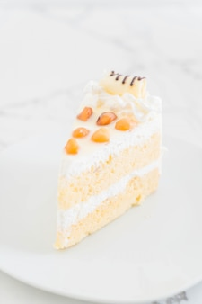 Macadamia cake sur plaque