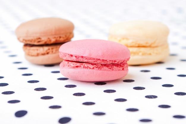 Macaron - biscuits sucrés