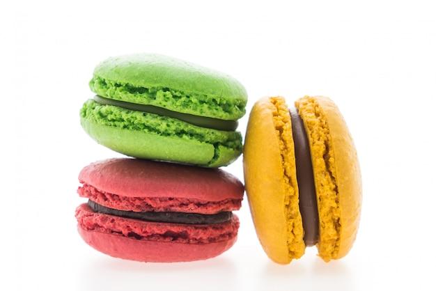Macaron coloré