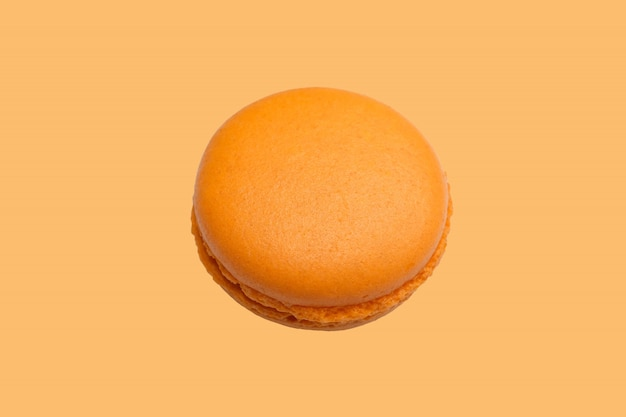 Macaron à l'orange