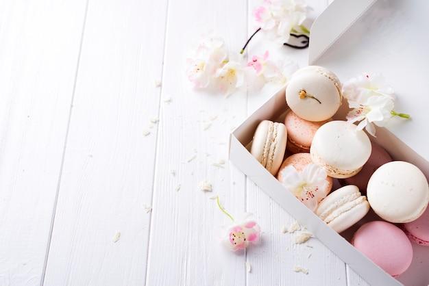 Macarons doux provans