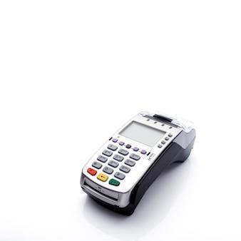 Machine à carte de crédit