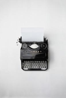 Machine à écrire classique