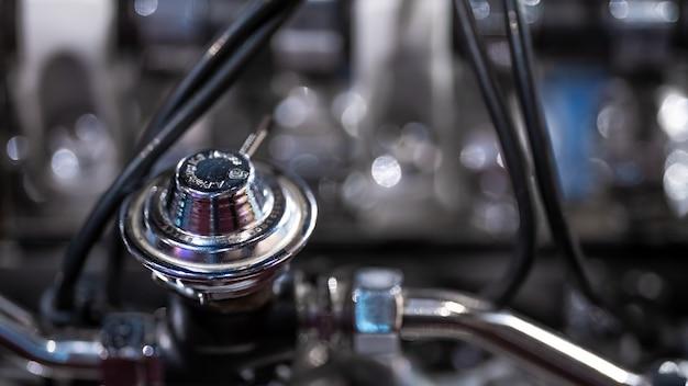Machine à moteur industriel