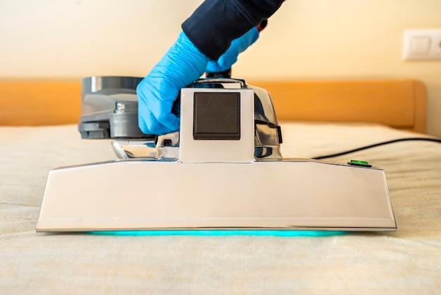 Machines professionnelles pour la désinfection des matelas, exterminateur de virus, bactéries, acariens, moisissures