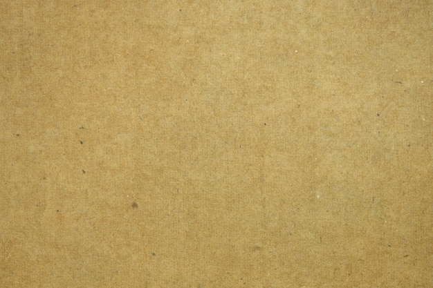 Macro bouchent papier recyclé brun pour le fond