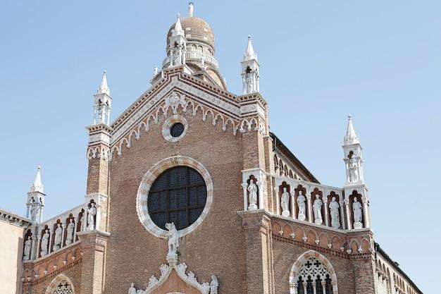 La madonna dell'orto est une église située dans le sestiere de cannaregio, venise, italie