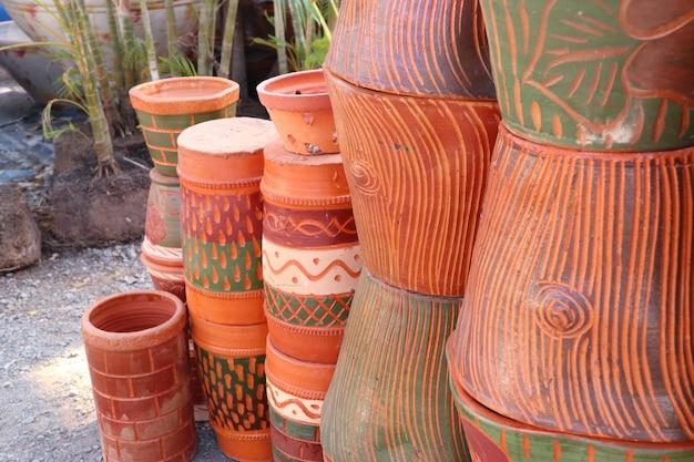 Magasin de plantes en pot