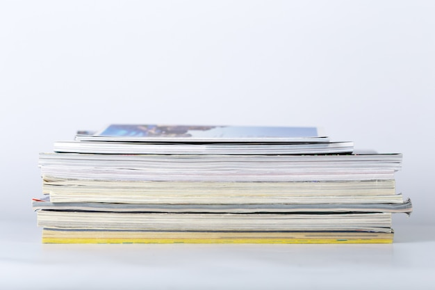 Magazine en gros plan