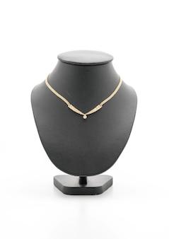 Magnifique collier de luxe avec un collier de bijoux