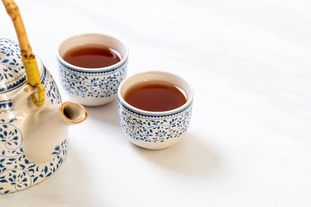 Magnifique service à thé chinois