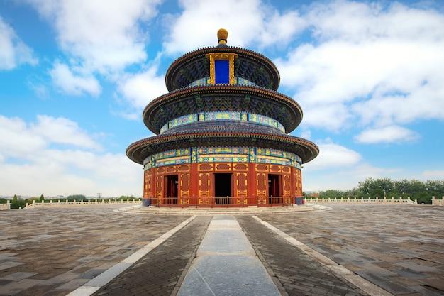 Magnifique temple de pékin