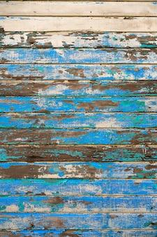 Mahahual, bois peint des caraïbes